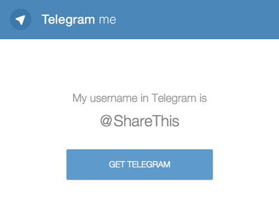 my-telegram-username