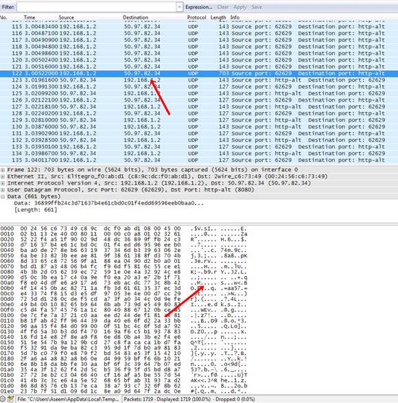 encrypted-traffic-wireshark