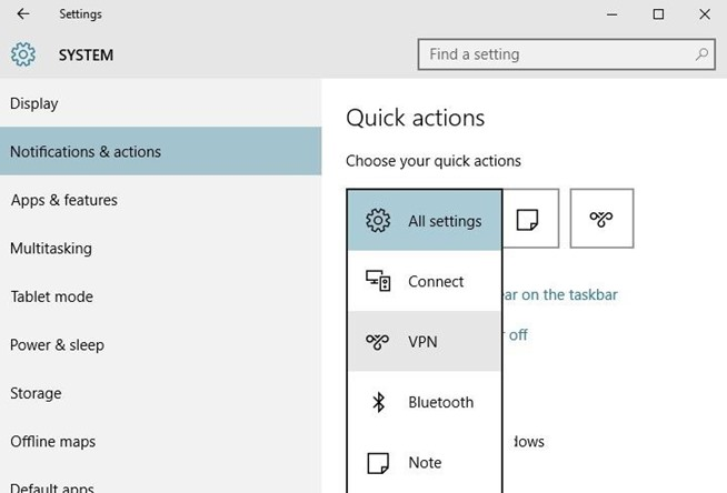 use-quick-actions-toggle-settings-easily-windows-10-5