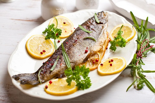 Baked-Trout-On-Plate-1
