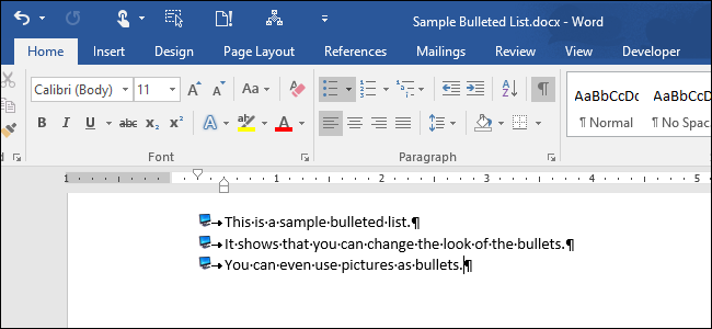 how-to-use-a-picture-as-the-bullets-in-a-bulleted-list-in-word