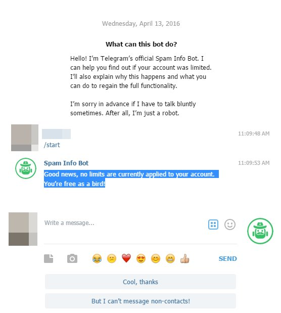 telegram-spambot-report-issue-1