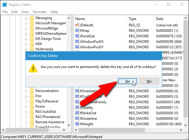 how-to-reset-notepad-to-its-default-settings-on-windows-4