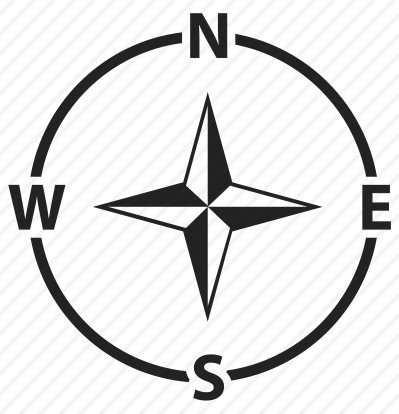 compass_navigation_arrow_direction_gps_west_east_north_south